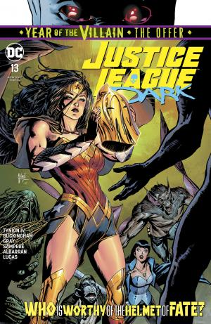 Justice League Dark # 13 Issues V2 (2018 - Ongoing)