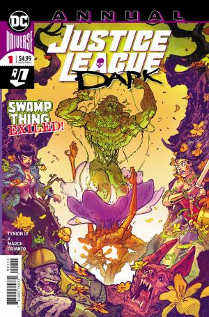 Justice League Dark édition Issues V2 (2019 - Ongoing) - Annuals