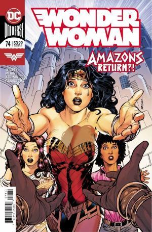 Wonder Woman # 74