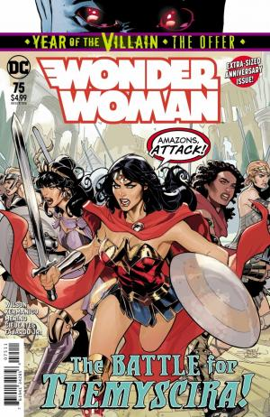 Wonder Woman # 75
