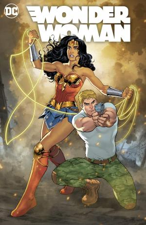 Wonder Woman - Year One édition Deluxe (hardcover)