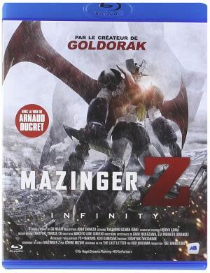 Mazinger Z  Blu-Ray