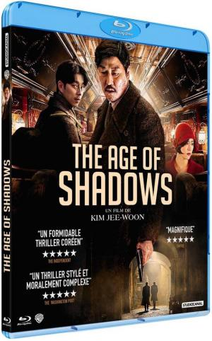The Age of Shadows édition simple