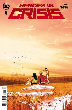 Heroes in Crisis # 8 Issues (2018 - 2019)