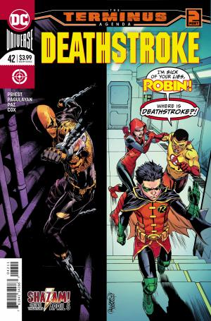 Deathstroke # 42 Issues V4 (2016 - 2019) - Rebirth