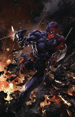 Deathstroke # 43 Issues V4 (2016 - 2019) - Rebirth