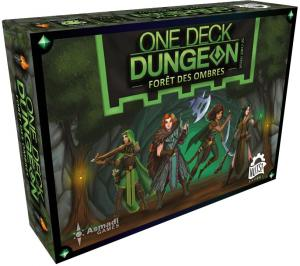 One Deck Dungeon : Forêt des Ombres édition simple