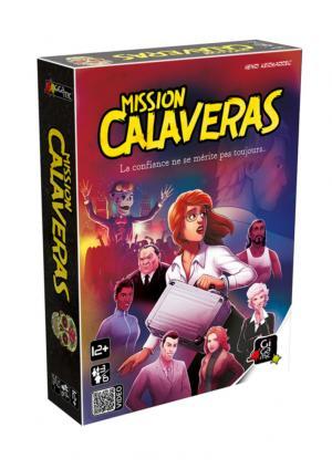 Mission Calaveras édition simple