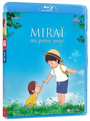 Miraï, ma petite soeur édition Blu-ray