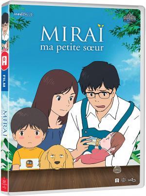 Miraï, ma petite soeur édition DVD