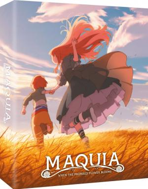 Maquia, When the Promised Flower Blooms édition Collector - Combo Blu-ray + DVD