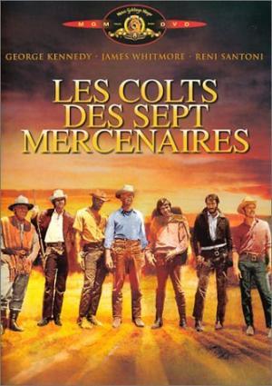 Les Colts des sept mercenaires édition simple