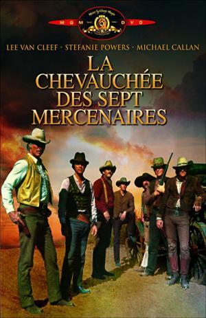 La Chevauchée des sept mercenaires édition simple