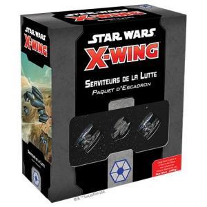 Star Wars X-Wing : Serviteurs de la Lutte édition simple