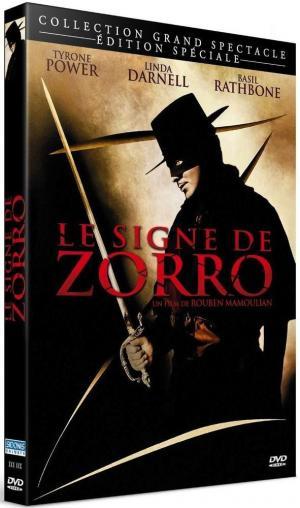 Le Signe de Zorro (1940) édition spéciale