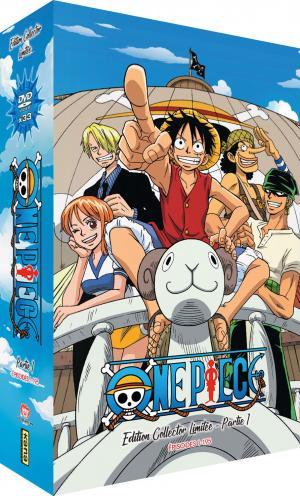 One Piece édition limitée collector