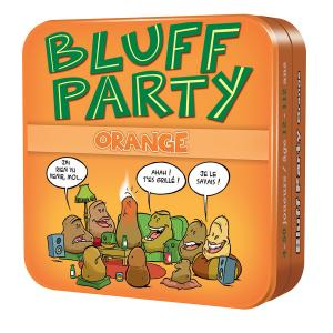 Bluff Party (orange)