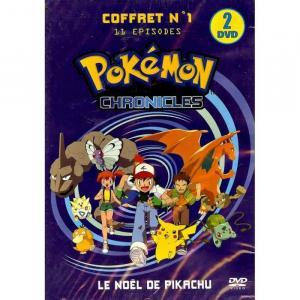 Pokémon Chronicles édition simple