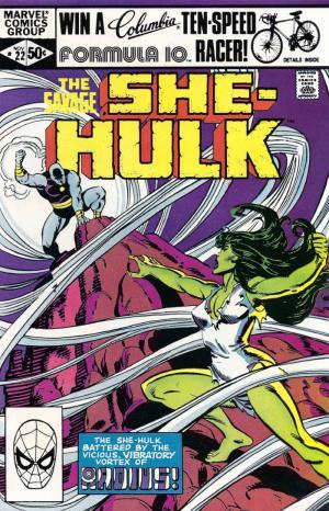 The Savage She-Hulk # 22 Issues (1980 - 1982)