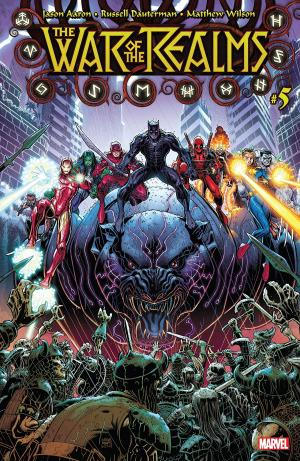 War Of The Realms # 5 Issues (2019)