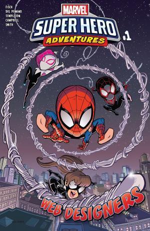 Marvel Super Hero Adventures - Spider-Man - Web Designers édition Issue (2019)