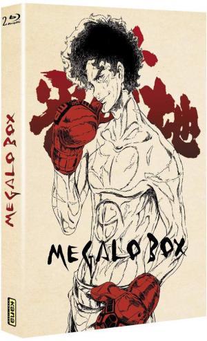 Megalo Box  Intégrale Blu-Ray