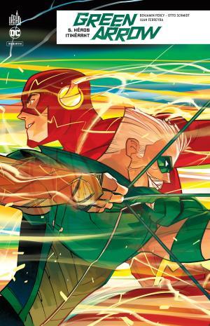 Green Arrow Rebirth 5 TPB hardcover (cartonnée)
