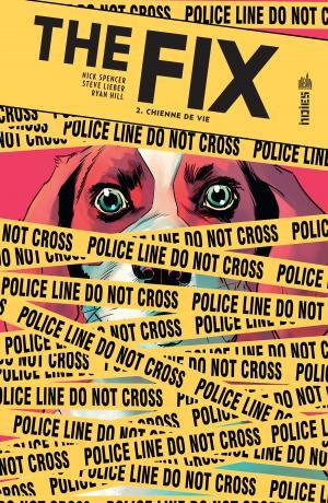 The Fix 2 TPB hardcover (cartonnée)
