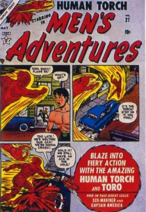 Men's Adventures édition Issues (1950 - 1954)