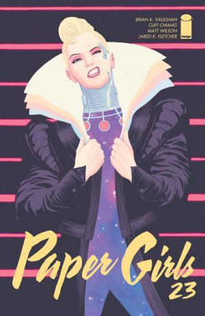 Paper Girls # 23 Issues V1 (2015 - Ongoing)