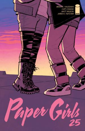 Paper Girls # 25 Issues V1 (2015 - Ongoing)