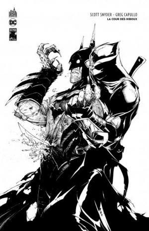 Batman - La Cour des Hiboux  Intégrale - Noir et Blanc 80ans