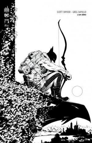 Batman - l'an zéro  Intégrale - Noir et Blanc 80ans