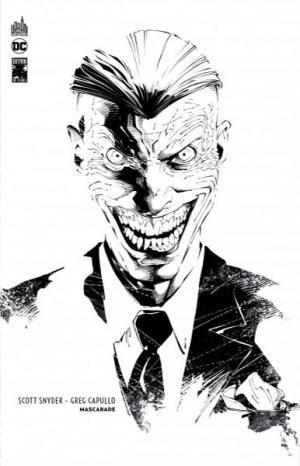 Batman - mascarade  Intégrale - Noir et Blanc 80ans