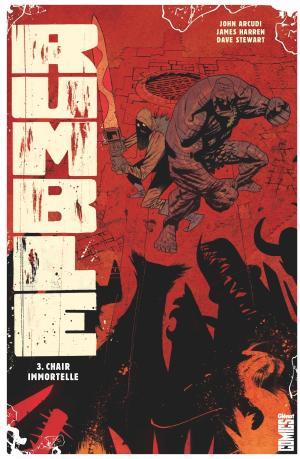 Rumble 3 TPB hardcover (cartonnée)