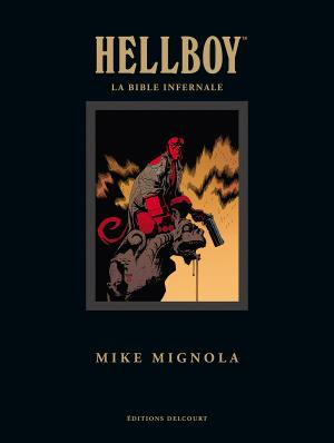 Hellboy - La Bible infernale édition TPB Hardcover (cartonnée) - Deluxe