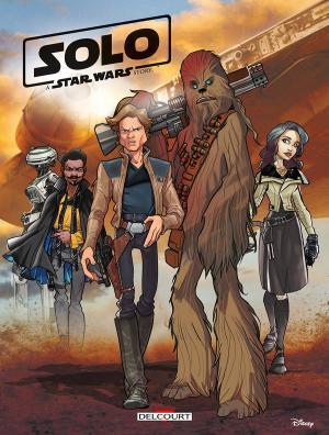 Star Wars - Solo (Jeunesse)  TPB hardcover (cartonnée)