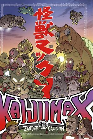 Kaijumax 1 TPB softcover (souple)