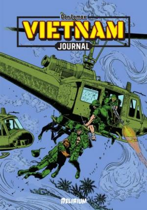 Vietnam Journal édition TPB hardcover (cartonnée)