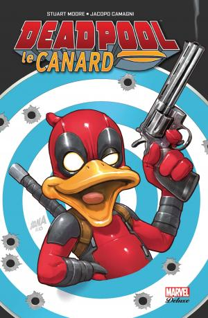 Deadpool le canard édition TPB hardcover (cartonnée)