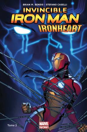 Invincible Iron Man - IronHeart 2 TPB Hardcover - Marvel NOW! (2018)