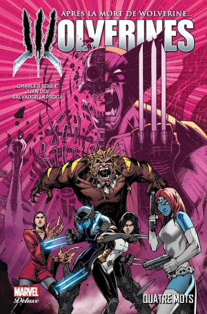 Death of Wolverine - The Logan Legacy # 1 TPB hardcover (cartonnée)