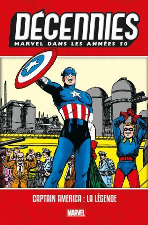 Décennies - Marvel dans les années 50  TPB hardcover (cartonnée)