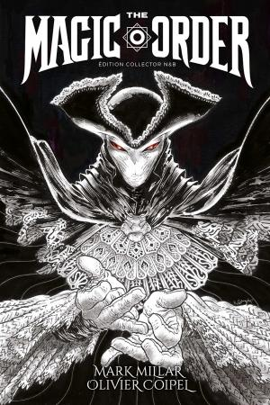 The Magic Order # 1 TPB Hardcover (cartonnée) - Noir et Blanc