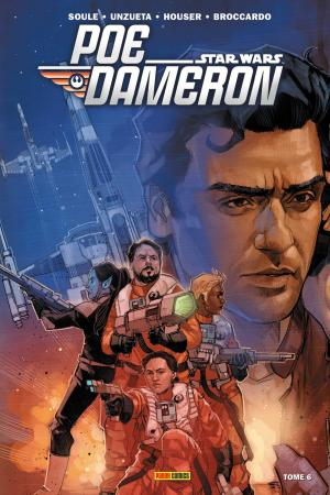 Star Wars - Poe Dameron # 6
