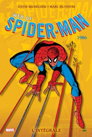 Web of Spider-Man 1986 TPB Hardcover - L'Intégrale