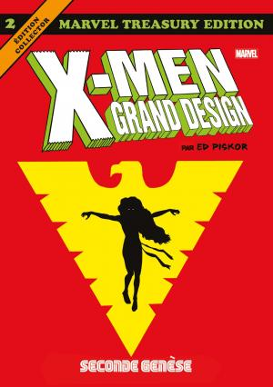 X-Men - Grand Design 2 TPB Hardcover - Hors Collection