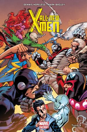 All-New X-Men 4 TPB Hardcover - Marvel Now! V2 (2018 - En Cours)