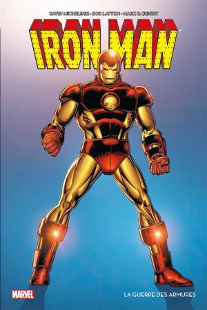 Iron Man - La Guerre des Armures  TPB Hardcover (cartonnée)