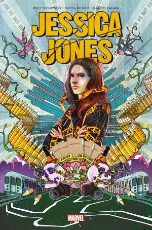 Jessica Jones - Angle mort  TPB hardcover (cartonnée)